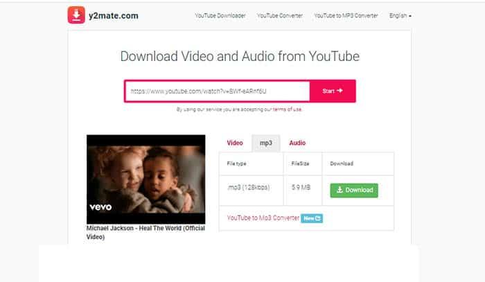 วิธีดาวน์โหลด วีดีโอจาก YouTube ให้เป็นไฟล์เพลง MP3