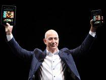 เจฟฟ์ เบโซส์ ผู้ก่อตั้ง Amazon