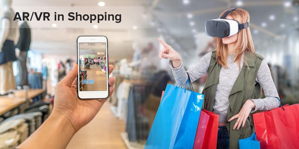AR/VR shopping เทรนด์ในอนาคต