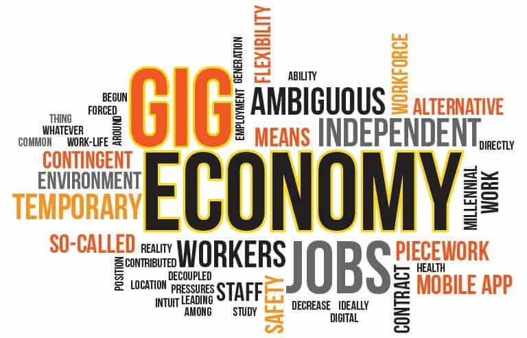 Gig Economy เทรนด์ธุรกิจในอนาคต
