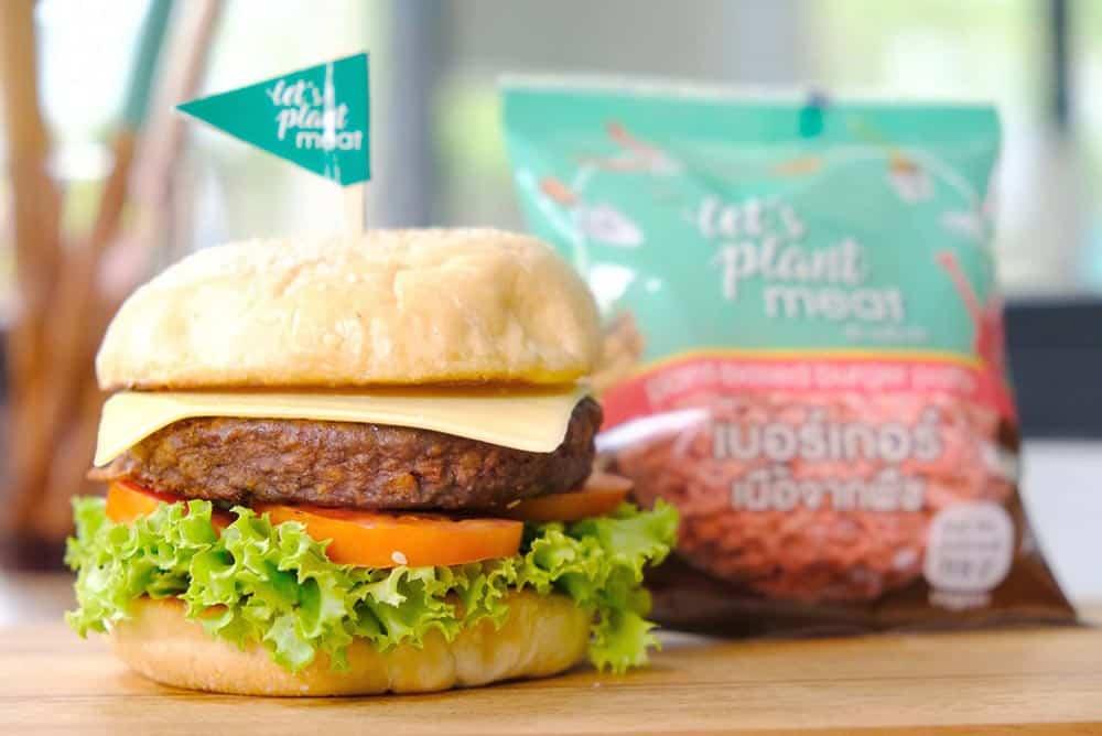 เนื้อปลูก Lets Plant Meat