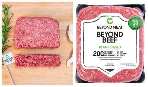 เนื้อเทียม Beyond Meat