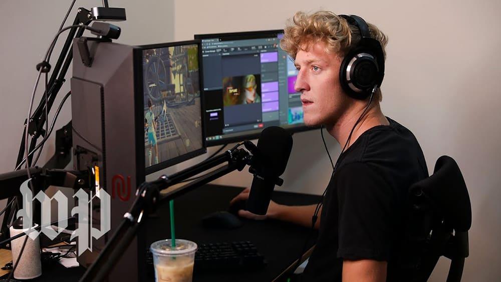 Streamer อาชีพสุดฮอทที่กำลังมาแรงในปัจจุบัน