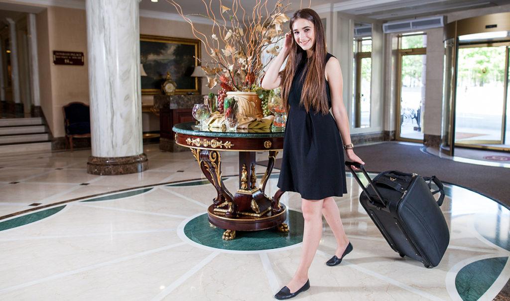 luxury five star hotel welcomes guests weekend