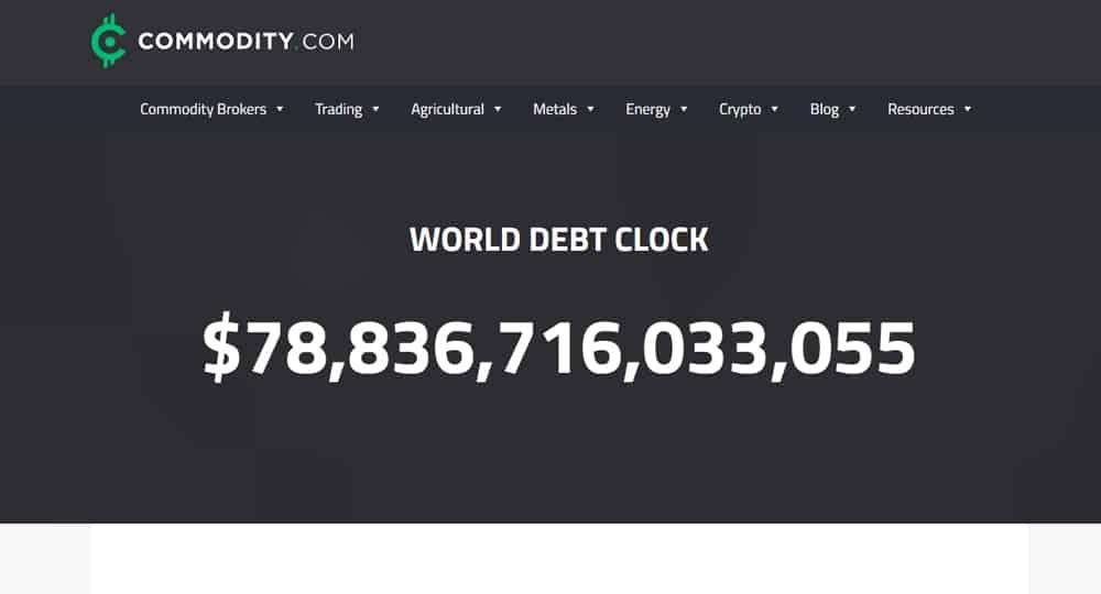 debt world