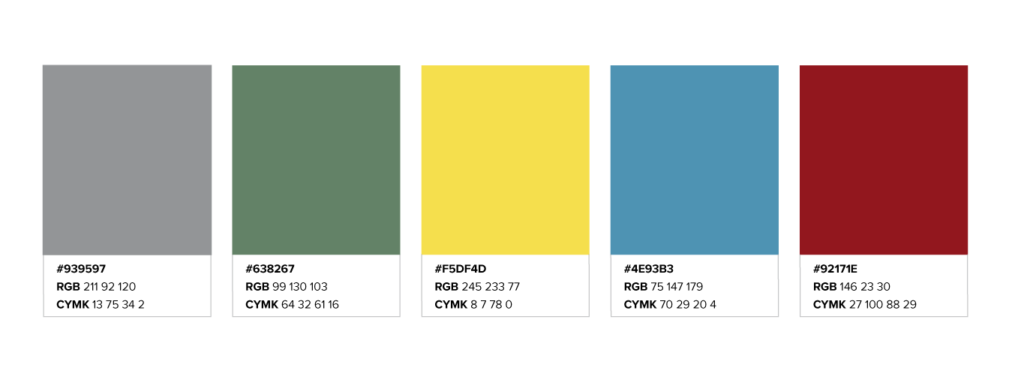 Color Of The Year 2021 and other palettes4