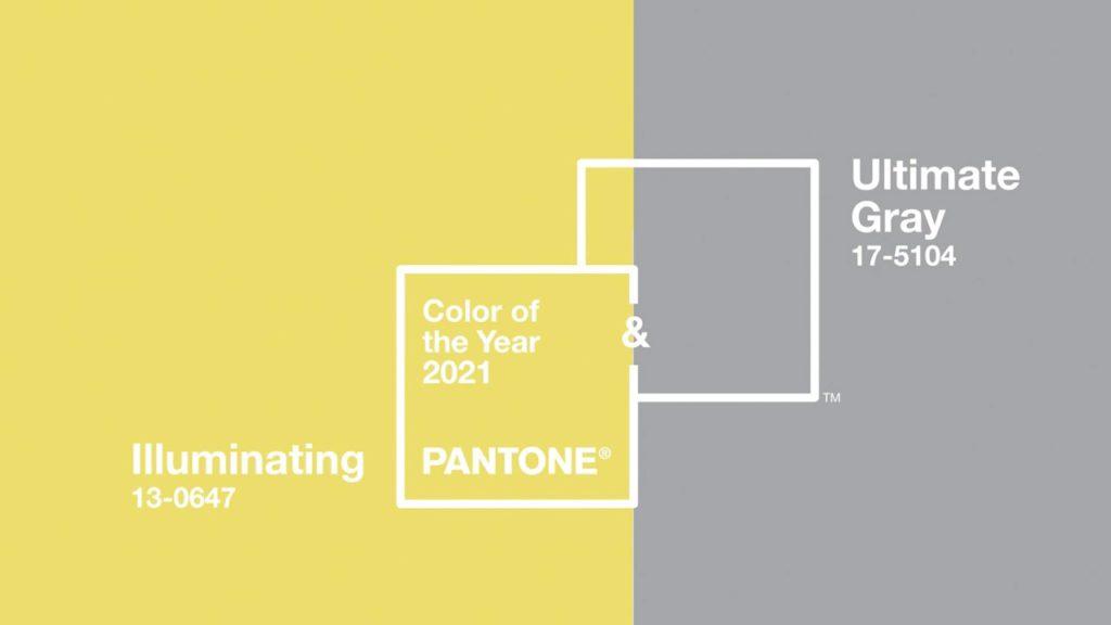 Ultimate Gray และ Illuminating เป็นสีแห่งปี 2021