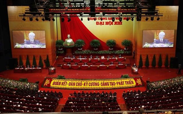 เวียดนาม ตั้งเป้าพัฒนาให้เป็นประเทศพัฒนา