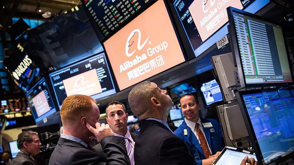 alibaba-ตลาดหุ้นสหรัฐ