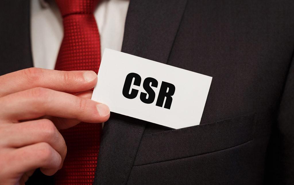 กลยุทธ์ CSR สำหรับธุรกิจ