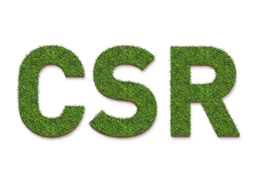 ความรับผิดชอบธุรกิจต่อสังคม (CSR)