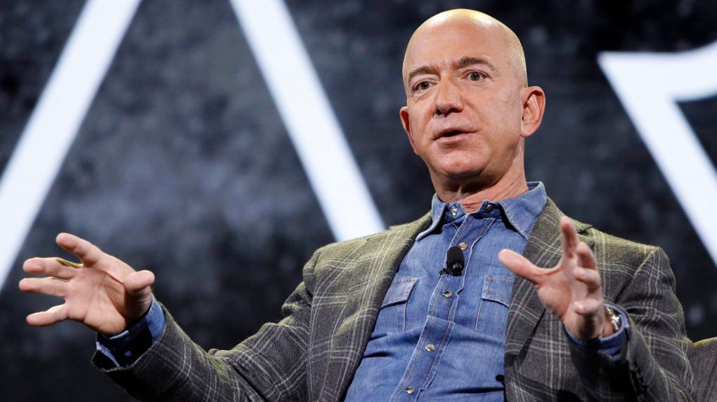 เจฟฟ์ เบซอส เตรียมก้าวลง จากตำแหน่ง CEO Amazon