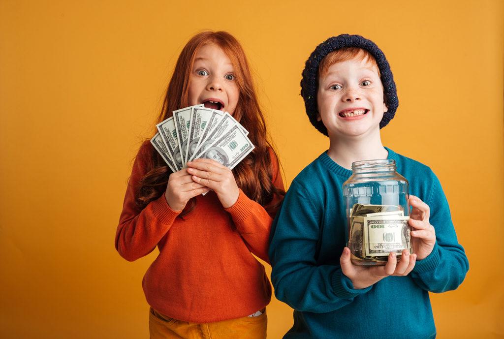 เด็กรุ่นต่อไป ต้องรู้หลายภาษา และเข้าใจการเงิน